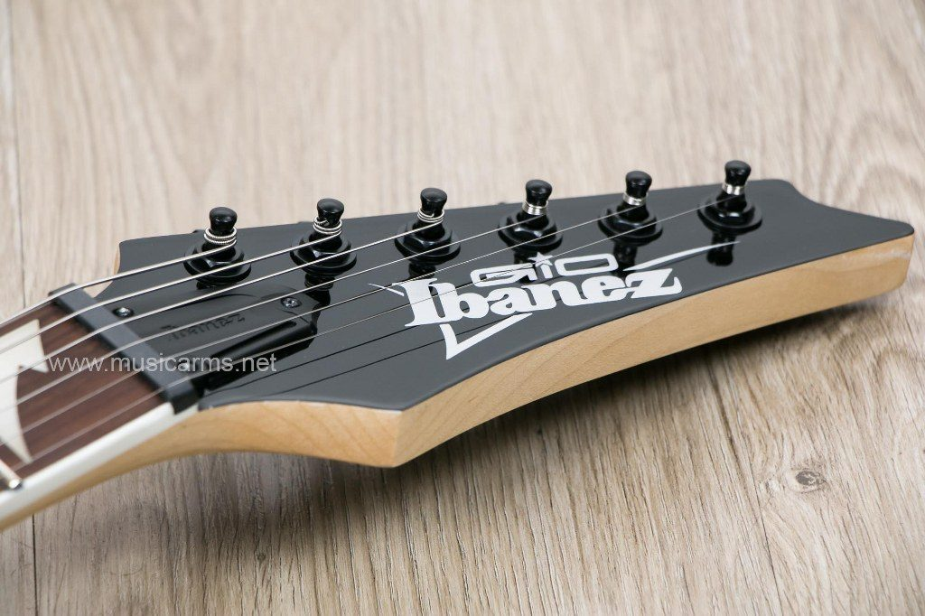 Ibanez GRG170DX White headstock