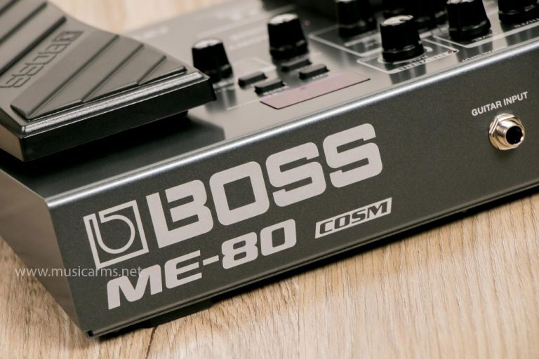 Boss ME80 effect ขายราคาพิเศษ