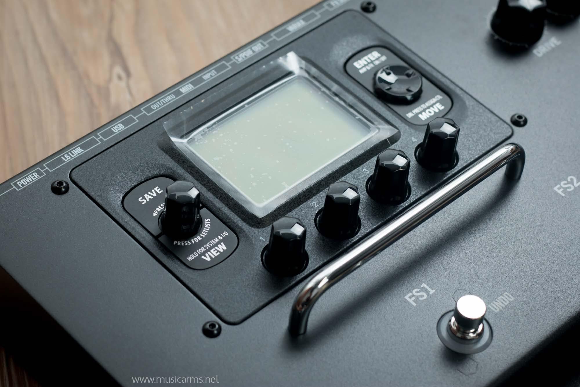 LINE6 POD HD500X ขายราคาพิเศษ