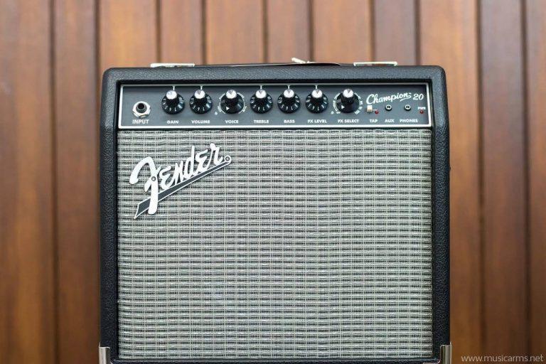 แอมป์ Fender Champion 20 ขายราคาพิเศษ