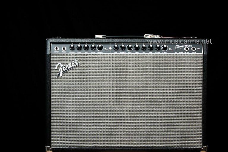 แอมป์กีต้าร์ Fender Champion 100 ขายราคาพิเศษ