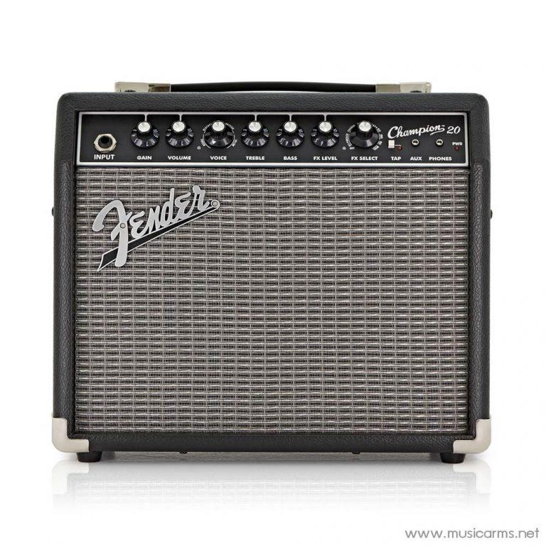 Face cover Fender-Champion-20 ขายราคาพิเศษ