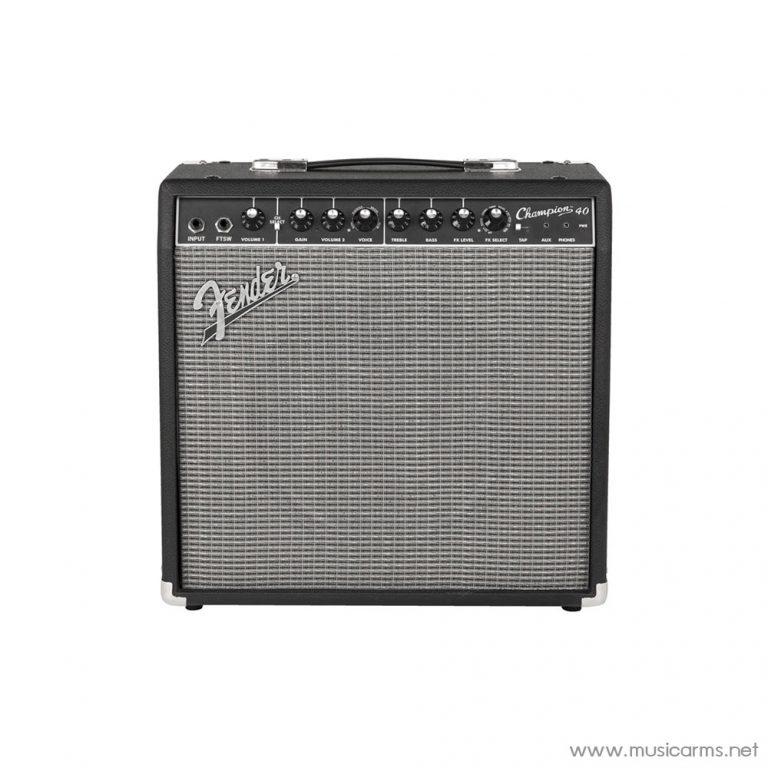Face cover Fender-Champion-40 ขายราคาพิเศษ