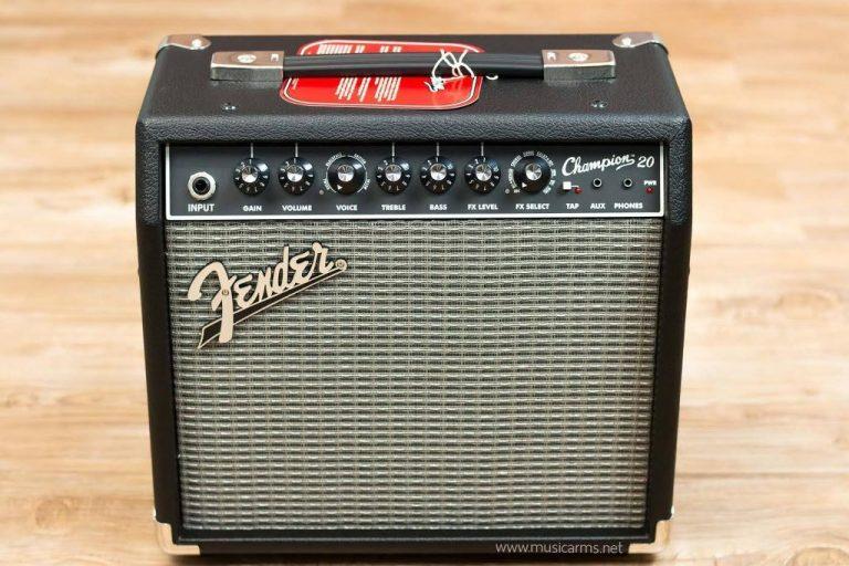 Fender Champion 20 แอมป์ ขายราคาพิเศษ