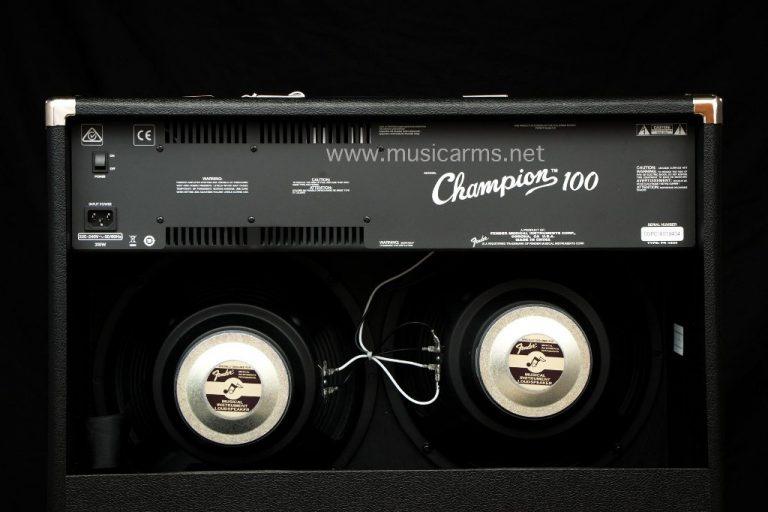 Fender Champion100 amp ขายราคาพิเศษ
