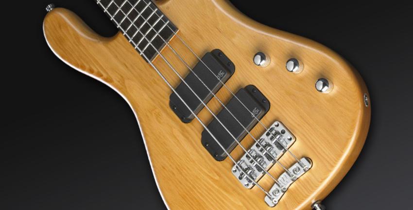 หน้าตรง สีไม้ แผงหย่อง ธรรมชาติ Rockbass bass 4 streamer standard ราคาประหยัดจาก Warwick