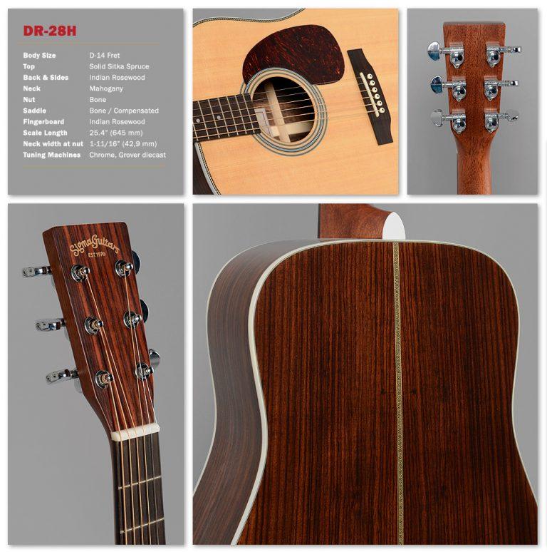 Sigma Guitars DR-28H ขายราคาพิเศษ