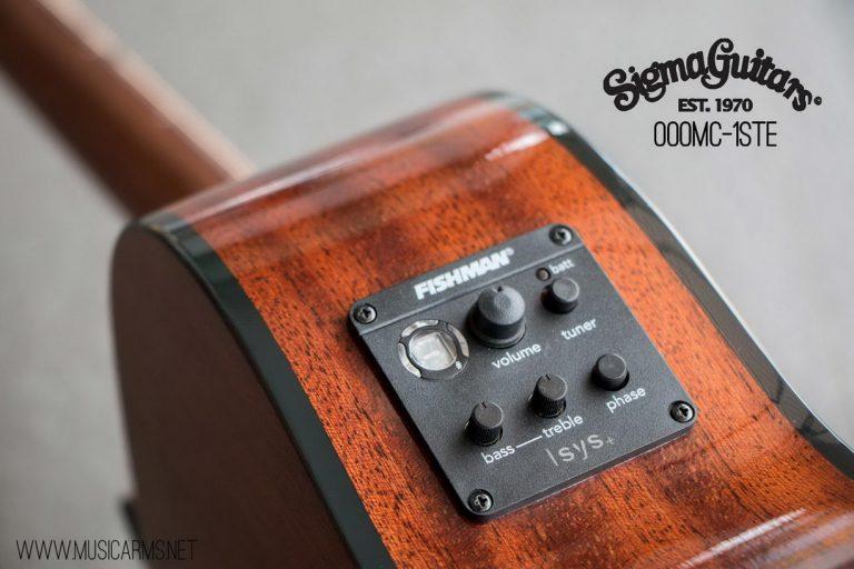 Sigma-OOOMC-1STE- fishman Isys+ ขายราคาพิเศษ