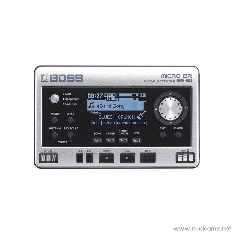 Face cover BOSS-BR-80-DIGITAL-RECORDER ขายราคาพิเศษ