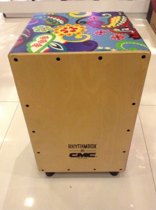RHYTHMBOX CMC CAJON ขายราคาพิเศษ