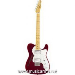 AMERICAN VINTAGE '72 TELE THINLINE Candy Apple Red