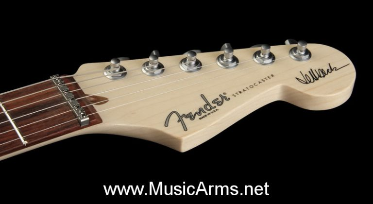 FENDER JEFF BECK STRATOCASTER Headstock ขายราคาพิเศษ