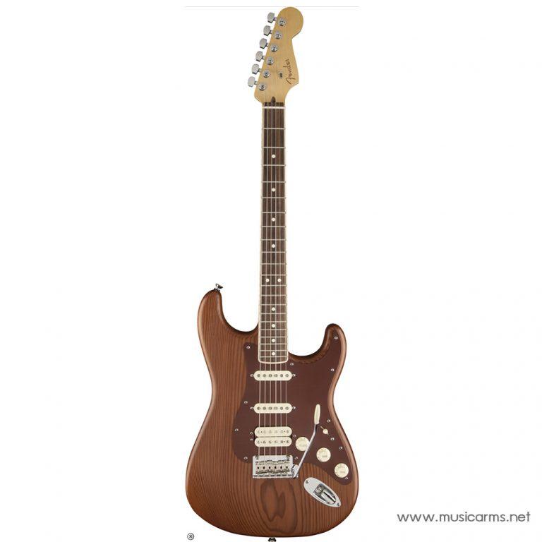Face cover Fender Reclaimed Old Growth Redwood Stratocaster ขายราคาพิเศษ