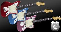 FENDER 50th ANNIVERSARY JAGUAR