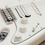 Fender Standard Stratocaster HSS pickup ขายราคาพิเศษ