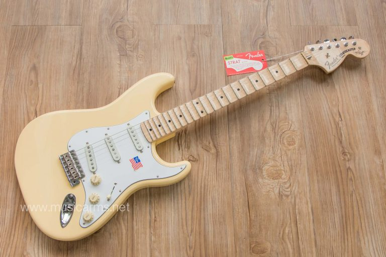 Fender Yngwie Malmsteen Stratocaster ขายราคาพิเศษ