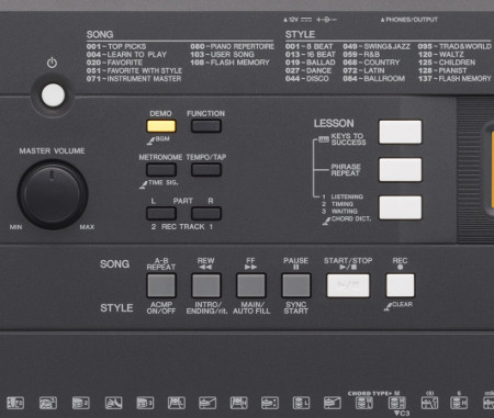 Yamaha PSR-E343 ขายราคาพิเศษ
