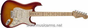 SELECT PORT ORFORD CEDAR STRATOCASTER Sienna Sunburst