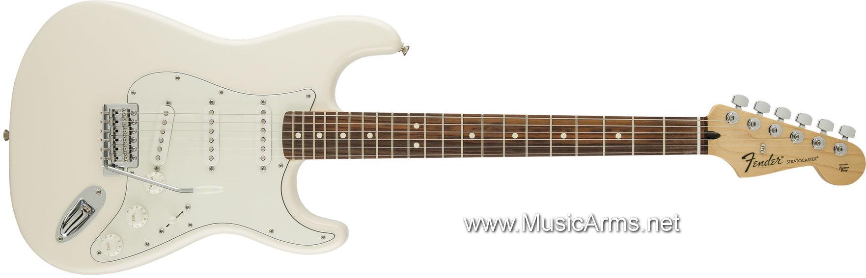 standard strat-RW Arctic White ขายราคาพิเศษ