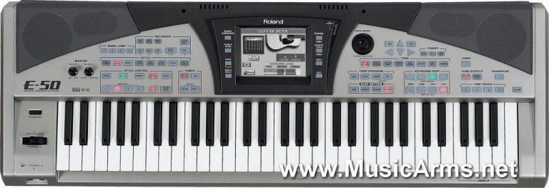 Roland E-50 Keyboard ขายราคาพิเศษ