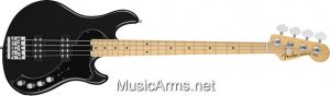 AM. DELUXE DIMENSION BASS IV HH MN Black
