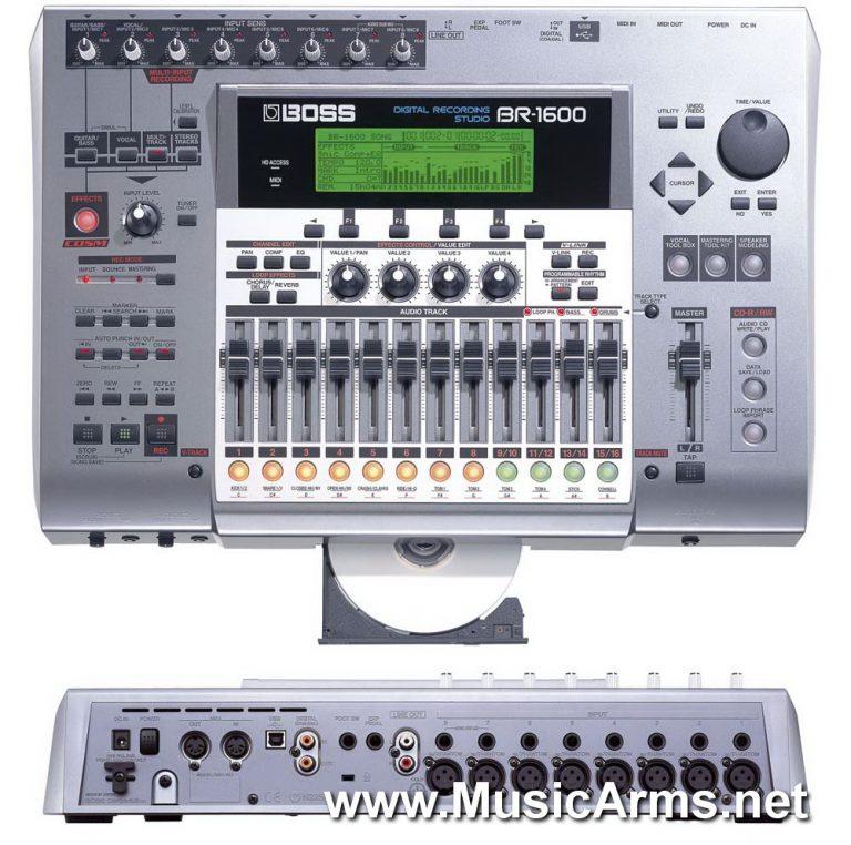 Boss BR-1600CD Digital Recorder ขายราคาพิเศษ