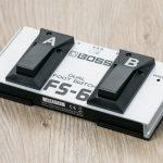 Boss FS-6 Dual Footswitch ขายราคาพิเศษ