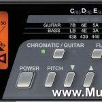Boss TU-12EX Tuners/Metronomes ลดราคาพิเศษ