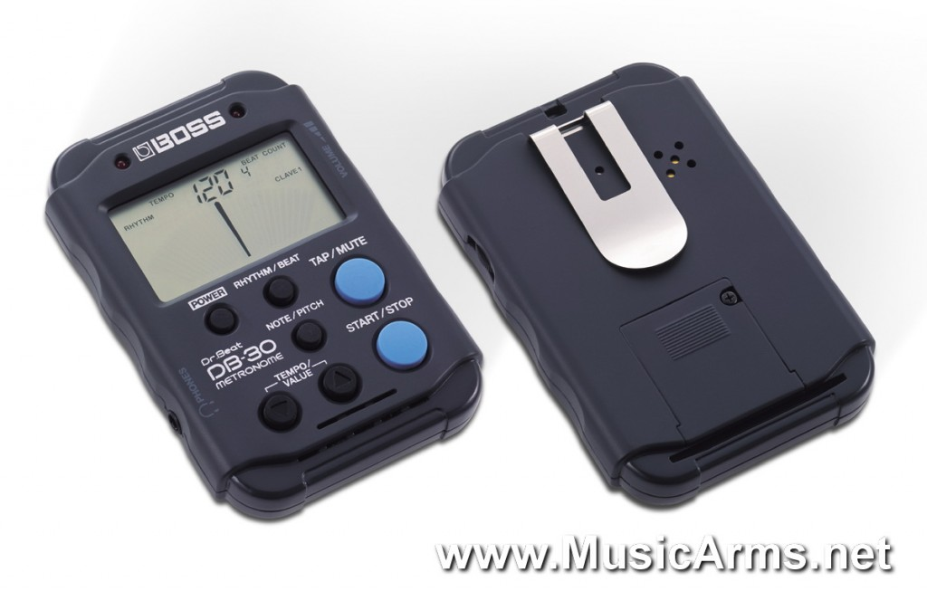 Boss DB-30 Tuners/Metronomes