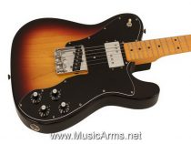 FENDER '72 TELE CUSTOM Black