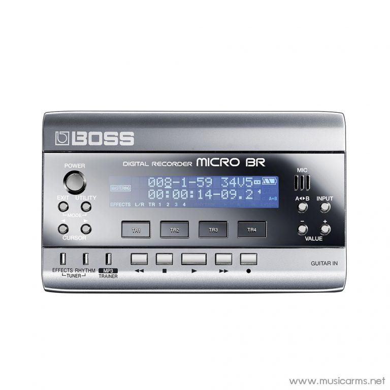 Face cover Boss-MICRO-BR-Digital-Recorder ขายราคาพิเศษ
