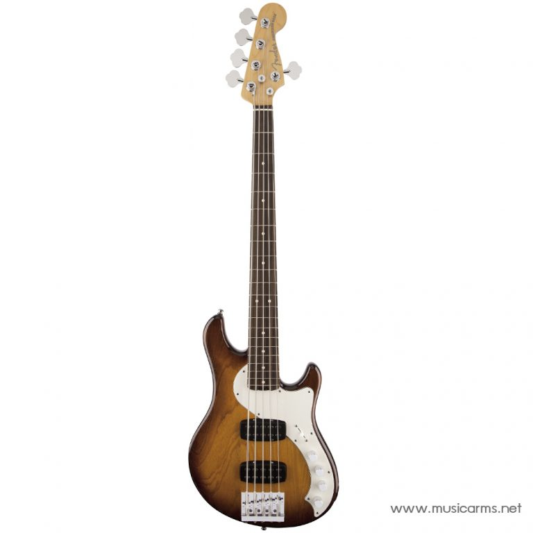 Face cover Fender American Deluxe Dimension™ Bass V HH ขายราคาพิเศษ
