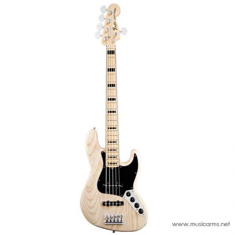 Face cover Fender American Deluxe Jazz Bass V 5สาย ขายราคาพิเศษ