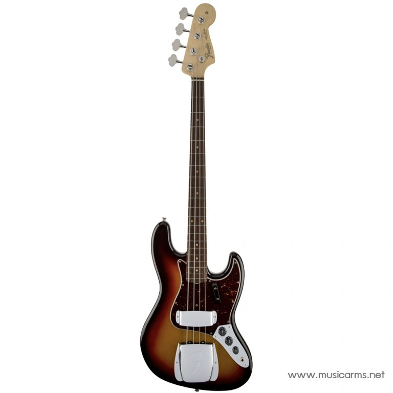 Face cover Fender American Vintage '64 Jazz Bass Rosewood Fretboard ขายราคาพิเศษ