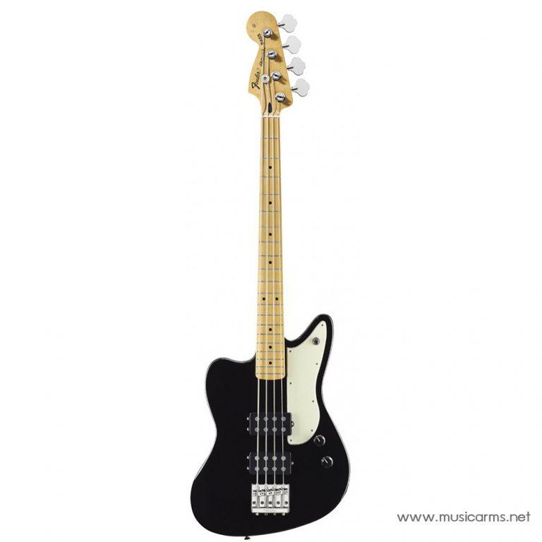 Face cover Fender Pawn Shop Reverse Jaguar Bass 4สาย ขายราคาพิเศษ