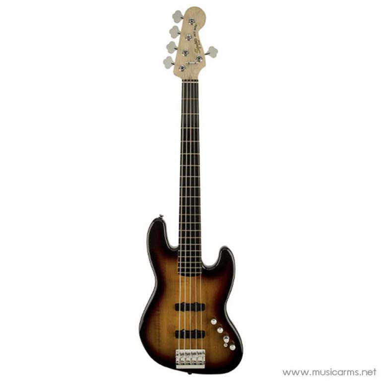 Face cover Squier Deluxe Jazz Bass V Active (5 String) ขายราคาพิเศษ