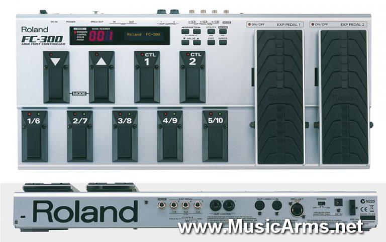 Boss FC-300 MIDI Foot Controller ขายราคาพิเศษ