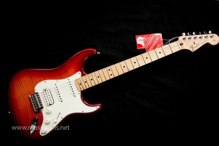 Fender Standard Stratocaster Plus Top ขายราคาพิเศษ