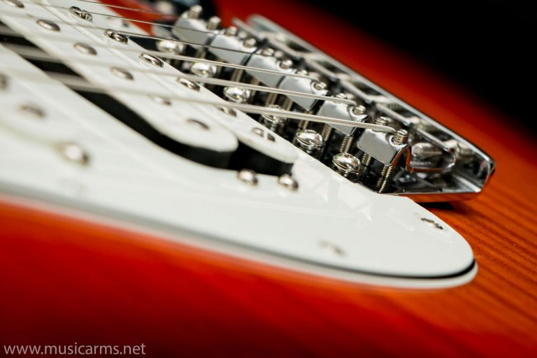 Fender Standard Stratocaster Plus Top pickup ขายราคาพิเศษ