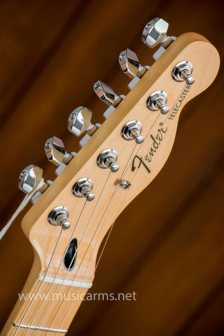Fender Standard Telecaster headstock ขายราคาพิเศษ