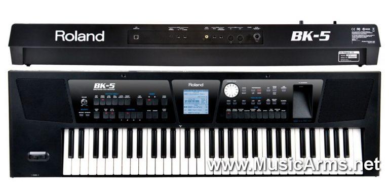 Roland BK-5 Keyboard ขายราคาพิเศษ