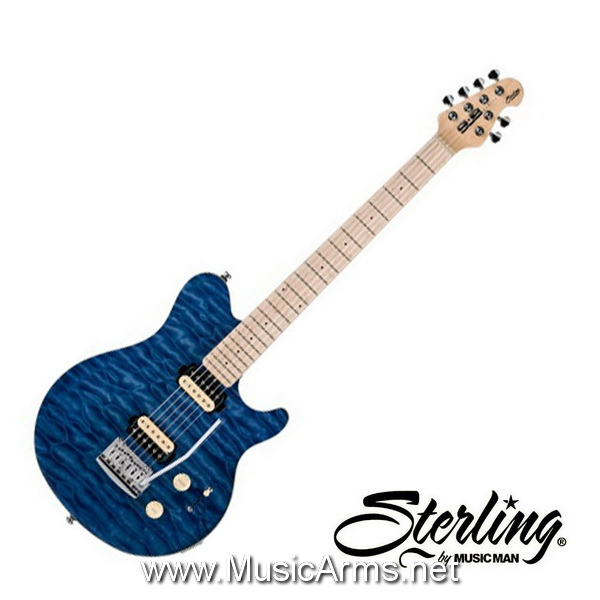 STERLING SUB AX3 TRANSPARENT Blue ขายราคาพิเศษ