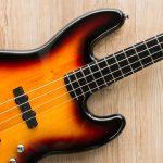 Squier Deluxe Jazz Bass Active body ขายราคาพิเศษ