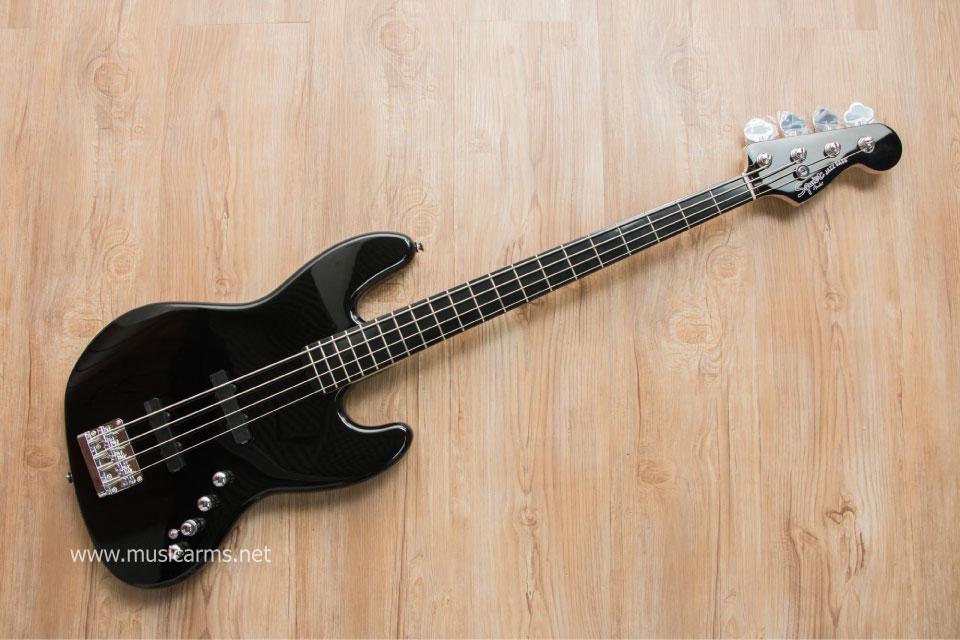 Squier Deluxe Jazz Bass Active