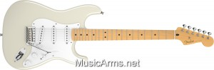 Fender Jimmy Vaughan TEX MEX Stratocaster White ขายราคาพิเศษ