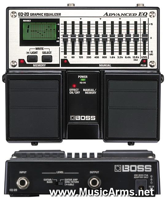 boss-eq-20-ราคาถูก ขายราคาพิเศษ