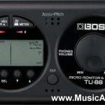 Boss TU-88 Tuners/Metronomes ลดราคาพิเศษ