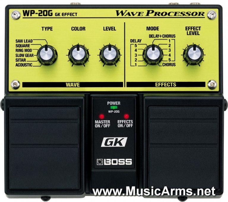 Boss WP-20G ขายราคาพิเศษ