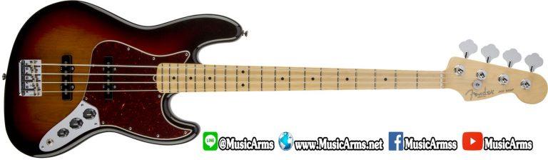 fender-am-std-j-bass-mn-3-Color Sunburs ขายราคาพิเศษ