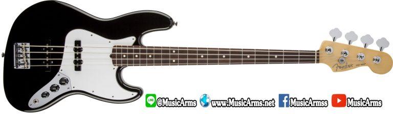 fender-am-std-j-bass-rw-black ขายราคาพิเศษ